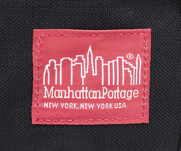 Manhattan Portage マンハッタンポーテージ ウエストバッグ(カラー:ブラック)mp1101