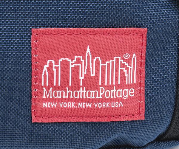 Manhattan Portage マンハッタンポーテージ ウエストバッグ(カラー:ネイビー)mp1101