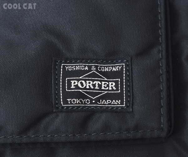 【選べるノベルティ付】 ポーター タンカー 2WAY オーバーナイターブリーフケース 622-69309 ブラック 吉田カバン PORTER