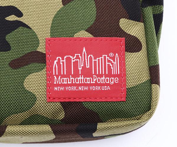 Manhattan Portage マンハッタンポーテージ ショルダーバッグ XS(カラー:ウッドランドカモ)mp1404l