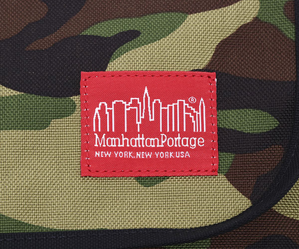 Manhattan Portage マンハッタンポーテージ ショルダーバッグ XS(カラー:ウッドランドカモ)mp1410