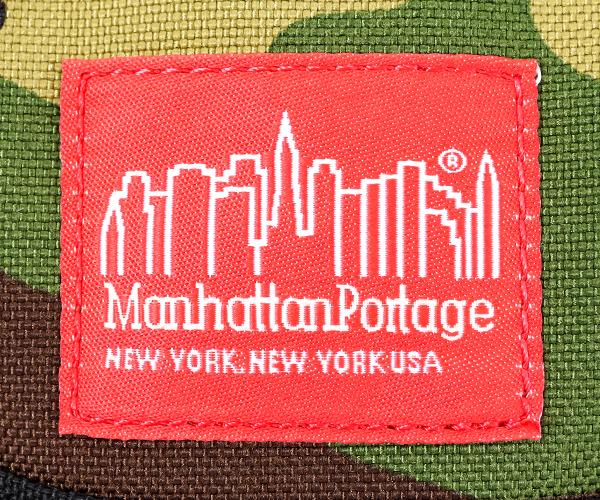 Manhattan Portage マンハッタンポーテージ ポシェット XS(カラー:ウッドランドカモ)mp1402