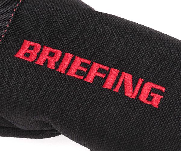 【選べるノベルティ付】ブリーフィング BRIEFING ユーティリティカバー B SERIES UTILITY COVER(カラー:ブラック)BG1732505