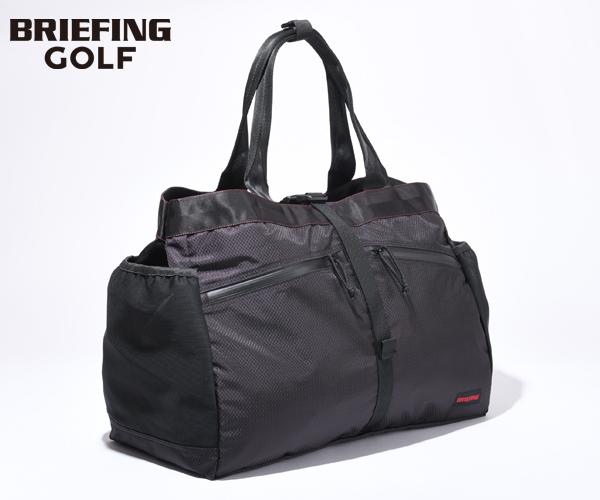 【選べるノベルティ付】ブリーフィング BRIEFING トートバッグ GEAR TOTE GOLF SP(カラー:ブラック)BRG203T31