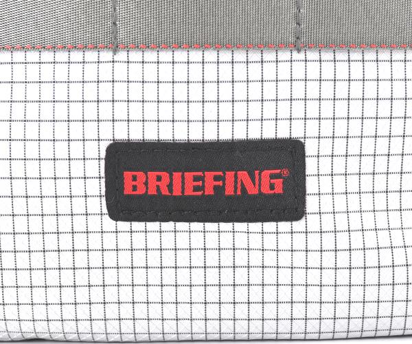 【選べるノベルティ付】ブリーフィング BRIEFING トートバッグ CART TOTE SP(カラー:ホワイト)BRG203T32