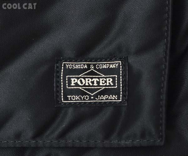 【選べるノベルティ付】 ポーター タンカー 2WAYボストンバッグ L 622-69318 ブラック 吉田カバン PORTER