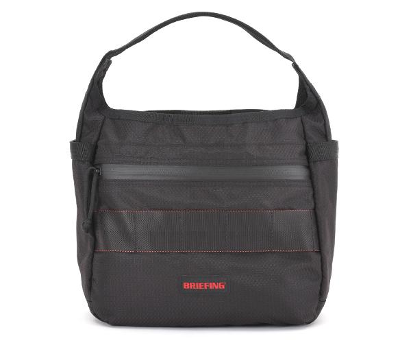【選べるノベルティ付】ブリーフィング BRIEFING トートバッグ CART TOTE SP(カラー:ブラック)BRG203T32