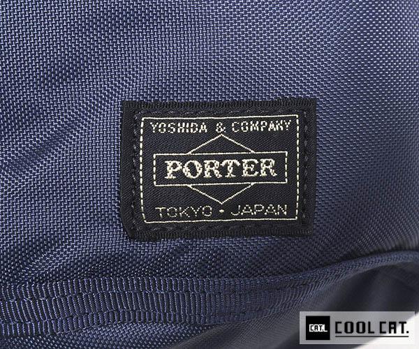 【選べるノベルティ付】 ポーター フラッシュ ウエストバッグ S(カラー:ネイビー)689-05953 吉田カバン PORTER FLASH