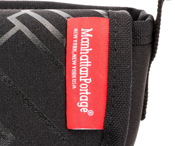 【選べるノベルティ付】Manhattan Portage マンハッタンポーテージ ショルダーバッグ (カラー:ブラック)mp1603np2
