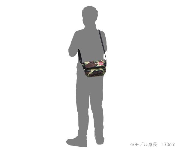 【選べるノベルティ付】Manhattan Portage マンハッタンポーテージ ショルダーバッグ(カラー:ウッドランドカモ)mp1603