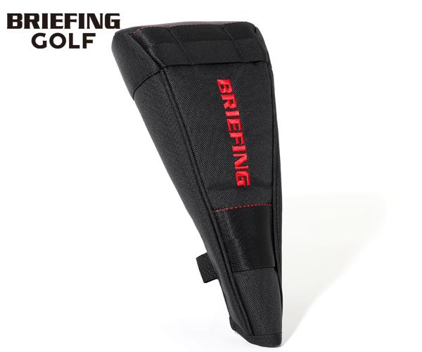 【選べるノベルティ付】ブリーフィング BRIEFING ドライバーカバー DRIVER COVER AIR(カラー:ブラック)BRG203G10