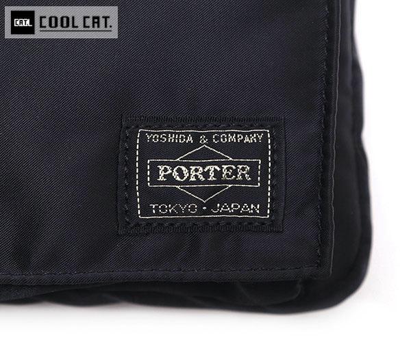 【選べるノベルティ付】 ポーター タンカー ドキュメントケース (カラー:ブラック)622-66500 吉田カバン PORTER