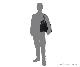 【選べるノベルティ付】ワイルドスワンズ イングリッシュブライドル ドラッカー トートバッグ(カラー:ブラック)ENGLISH BRIDLE DRUCKER WILD SWANS