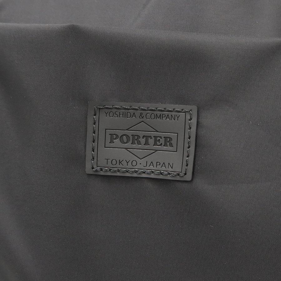 【選べるノベルティ付】ポーターガール ケープ 2WAYボストンバッグ L (カラー:ブラック) 883-05441 PORTER GIRL 吉田カバン