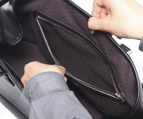【選べるノベルティ付】ワイルドスワンズ イングリッシュブライドル ドラッカー トートバッグS(カラー:ブラック)ENGLISH BRIDLE DRUCKER WILD SWANS