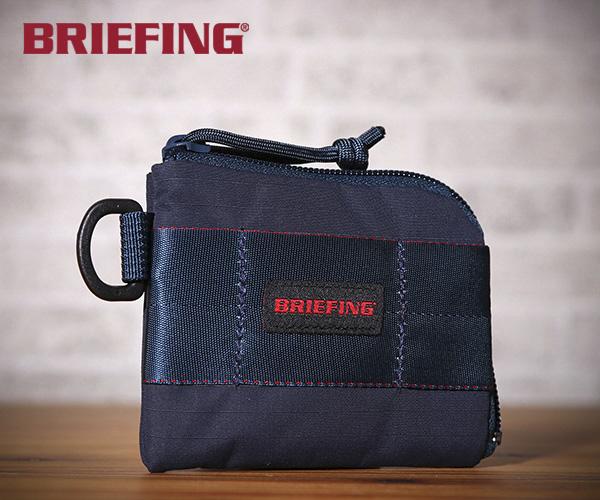 ブリーフィング BRIEFING コインパース COIN PURSE MW(カラー:ネイビー)BRM191A35