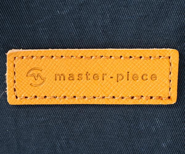 【選べるノベルティ付】master-piece マスターピース リンクver.2 バックパック (カラー:ネイビー) 02340-v2