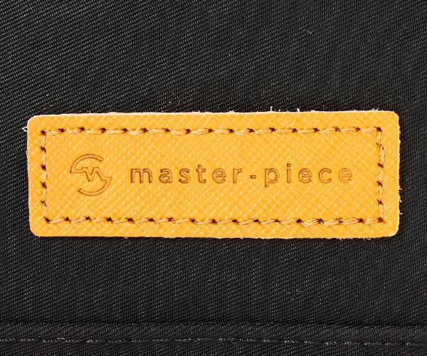 【選べるノベルティ付】 master-piece マスターピース リンクver.2 サコッシュ (カラー:ブラック) 02343-v2