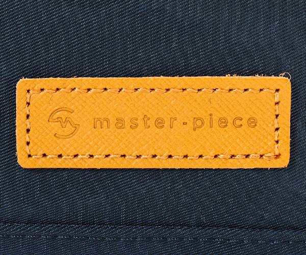 【選べるノベルティ付】 master-piece マスターピース リンクver.2 サコッシュ (カラー:ネイビー) 02343-v2