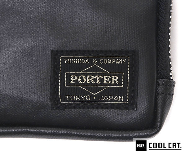 ポーター フリースタイル コインマルチケース(カラー:ブラック) 707-07178 吉田カバン PORTER