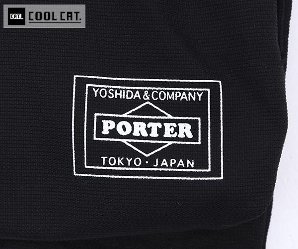 【選べるノベルティ付】ポーター バガー CVSバッグ(カラー:ブラック)865-08393 吉田カバン PORTER