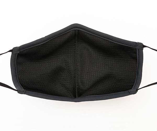 ブリーフィング BRIEFING マスク 3D WASHABLE MASK-2(カラー:ブラック)BRG211F55