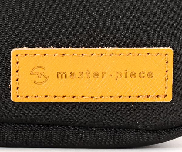 【選べるノベルティ付】 master-piece マスターピース リンクver.2 ショルダーバッグ(カラー:ブラック) 02347-v2