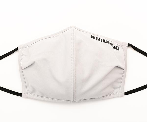 ブリーフィング BRIEFING マスク 3D WASHABLE MASK-2(カラー:グレー)BRG211F55