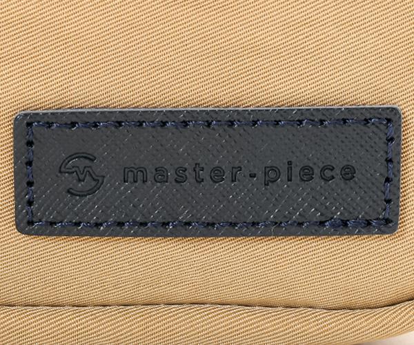 【選べるノベルティ付】 master-piece マスターピース リンクver.2 ショルダーバッグ(カラー:ベージュ) 02347-v2