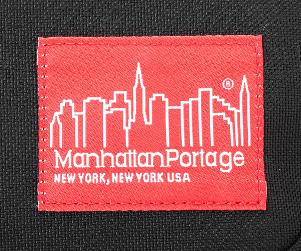 【選べるノベルティ付】Manhattan Portage マンハッタンポーテージ メッセンジャーバッグ M(カラー:ブラック)mp1606vjr