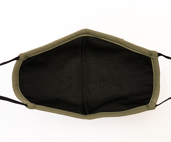 ブリーフィング BRIEFING マスク 3D WASHABLE MASK-2(カラー:オリーブ)BRG211F55