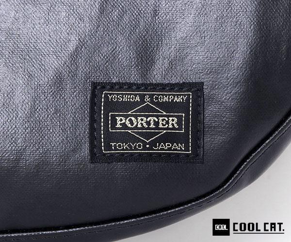 【選べるノベルティ付】ポーター フリースタイル ショルダーバッグ(カラー:ブラック)707-07186 吉田カバン PORTER