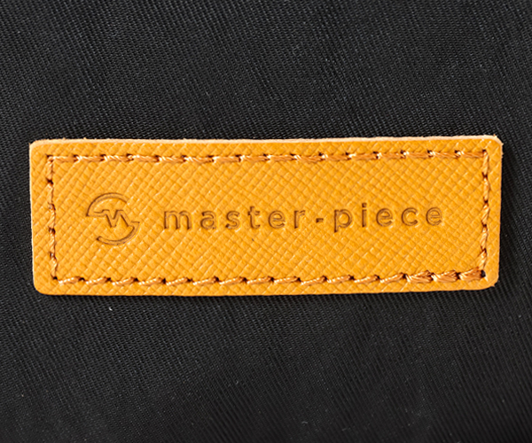 【選べるノベルティ付】 master-piece マスターピース リンクver.2 バックパック (カラー:ブラック) 02351-v2