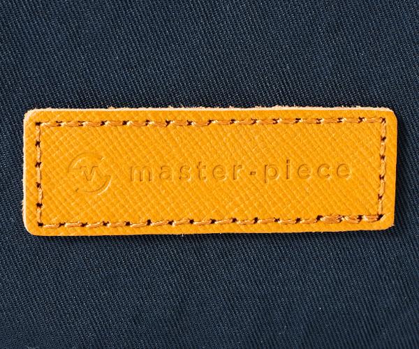 【選べるノベルティ付】 master-piece マスターピース リンクver.2 バックパック (カラー:ネイビー) 02351-v2
