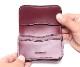 【選べるノベルティ付】ワイルドスワンズ イングリッシュブライドル ジェネラル カードケース(カラー:バーガンディ) ENGLISH BRIDLE WILD SWANS