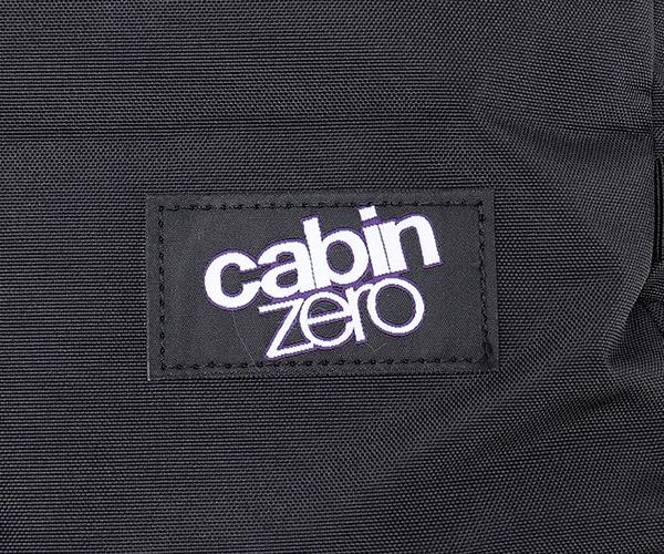 【選べるノベルティ付】 CABINZERO キャビンゼロ バックパック 36L (カラー:ブラック)