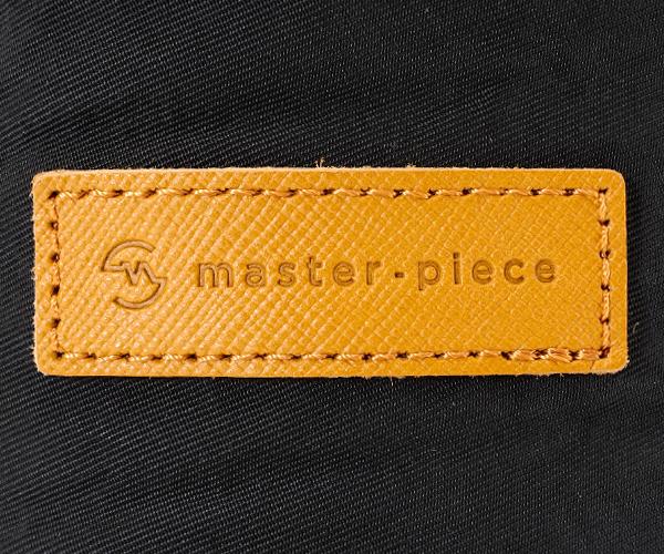 【選べるノベルティ付】 master-piece マスターピース リンクver.2 チョークバッグ(カラー:ブラック) 02352-v2