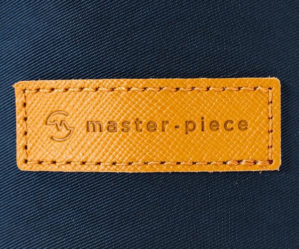 【選べるノベルティ付】 master-piece マスターピース リンクver.2 チョークバッグ(カラー:ネイビー) 02352-v2