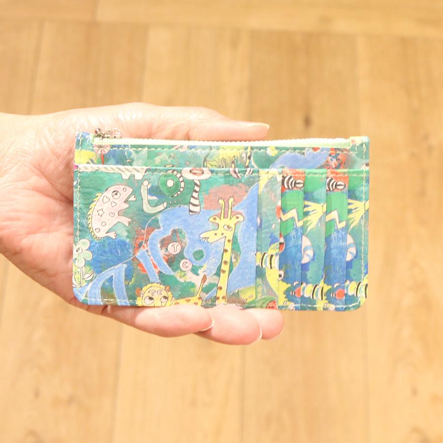 【選べるノベルティ付】 tsumori chisato ツモリチサト カモフラージュサファリ フラグメントケース (カラー:グリーン) 057575