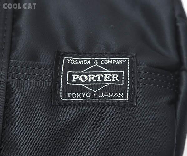 【選べるノベルティ付】 ポーター タンカー ボストンバッグ S 622-66958 ブラック 吉田カバン PORTER