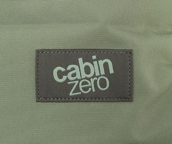 【選べるノベルティ付】 CABINZERO キャビンゼロ バックパック 36L (カラー:ジョージアンカーキ)
