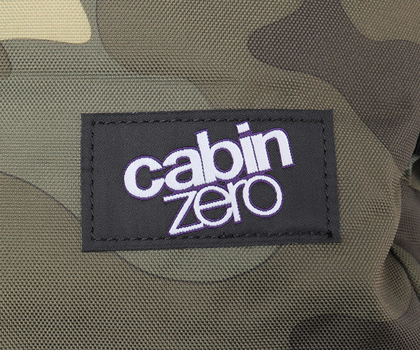【選べるノベルティ付】 CABINZERO キャビンゼロ バックパック 36L (カラー:アーバンカモ)