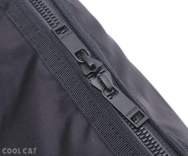 【選べるノベルティ付】ポーター フラット 2WAYショルダーバッグ(カラー:ブラック)861-16805 吉田カバン PORTER