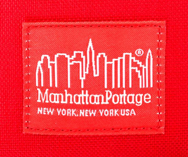 Manhattan Portage マンハッタンポーテージ アクセサリーケース(カラー:レッド)mp1025l