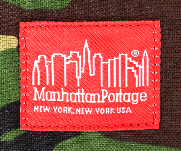 Manhattan Portage マンハッタンポーテージ アクセサリーケース(カラー:ウッドランドカモ)mp1025l