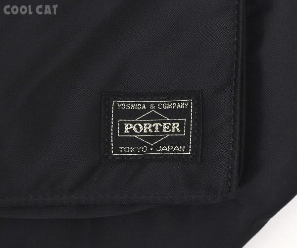 【選べるノベルティ付】 ポーター タンカー トートバッグ 622-66994 ブラック 吉田カバン PORTER