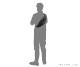 【選べるノベルティ付】ブリーフィング BRIEFING ボディバッグ TRIPOD(カラー:ディープシー)BRF071219