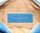 【選べるノベルティ付】ワイルドスワンズ シュランケンカーフ リュエル ミニポーチ(カラー:ジーンブルー) RUELLE WILDSWANS