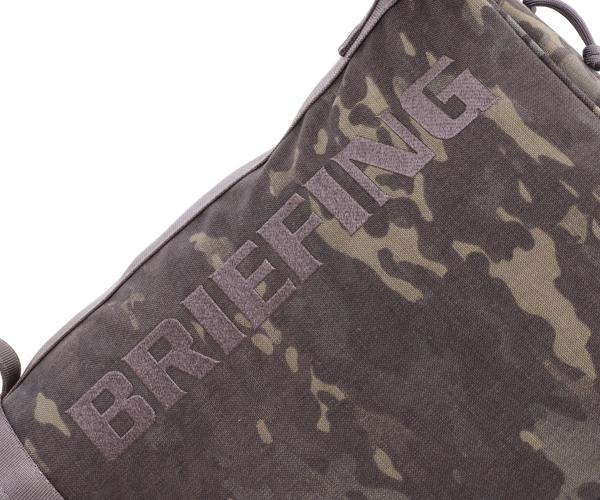 【選べるノベルティ付】ブリーフィング BRIEFING クラブケース CLUB CASE-2(カラー:マルチカモブラック)BRG211G05