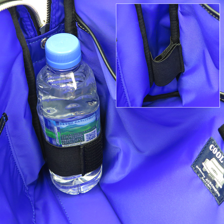 【選べるノベルティ付】 クールキャットオリジナル シートベルト 2WAYビジネスバッグ(カラー:ベージュ)